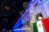 Festeja AMLO el 209 Aniversario de la Independencia de México