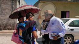 Entrega Amarildo Bárcenas su Primer Informe en La Lira