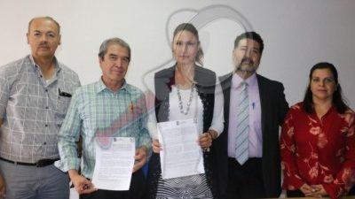 ITSJR y CBETIS 145 firman convenio a favor de estudiantes