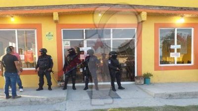 Clausuran 6 establecimientos y detienen a tres sujetos por delitos contra la salud en SJR