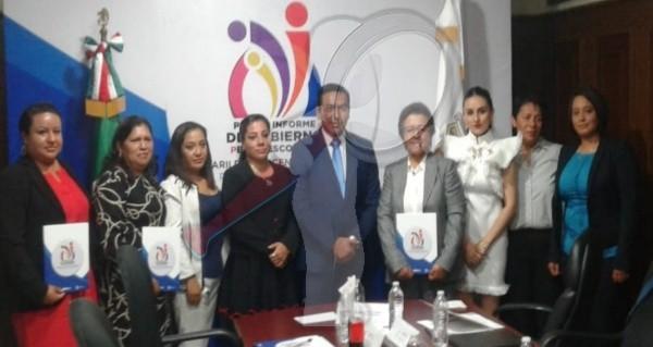 Positivo 1er. Informe de Gobierno en Escobedo: Amarildo Bárcenas