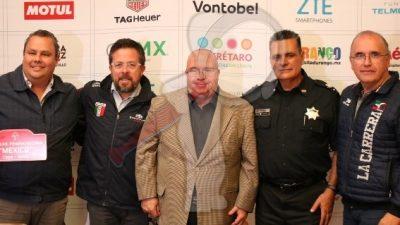 Llegará a Querétaro la Carrera Panamericana