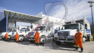 Gobierno de SJR adquirió 66 nuevos vehículos para mejora de servicios