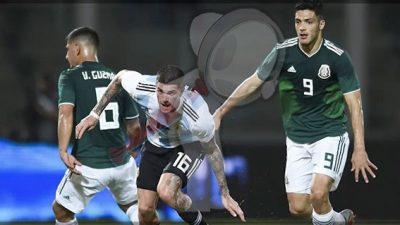 La posible alineación de la selección mexicana vs Argentina