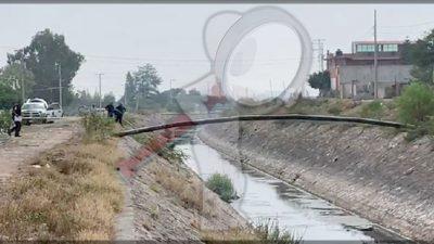 Localizan cuerpo sin vida en canal de La Estancia, SJR
