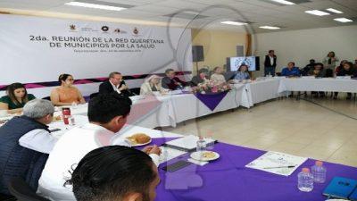 """Programa """"Juntos Prevenimos en Adicciones"""" modelo a seguir en el estado"""