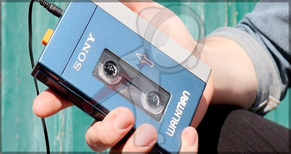 Vuelve el Walkman e 1979 pero en versión moderna
