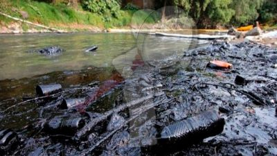 """El 25% de ríos de América Latina y El Caribe """"contaminados"""""""