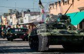 Conmemoran CCIX Aniversario de la Independencia con desfile militar