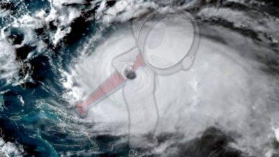 """""""Dorian"""" provoca inundaciones y deja 5 muertos en Bahamas"""