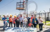 Inicia gobierno de SJR obra de alumbrado público en La Rueda