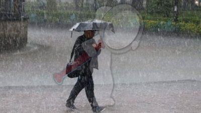 Se prevé miércoles lluvioso en toda la República Mexicana