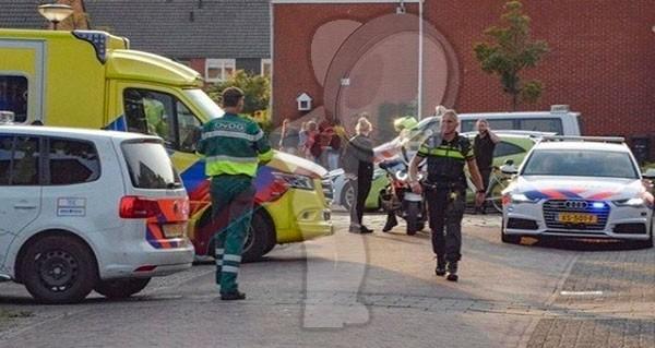Policía da muerte a tres personas en Holanda