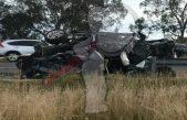 Accidente en la México-Querétaro deja 9 personas muertas