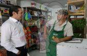Visita el Gobernador colonia La Loma IX en el municipio de Querétaro