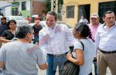 Gobernador visita Colonia Infonavit Pedregoso en San Juan del Río
