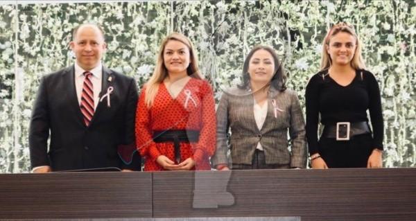 Verónica Hernández presidirá MesaDirectiva en el Congreso