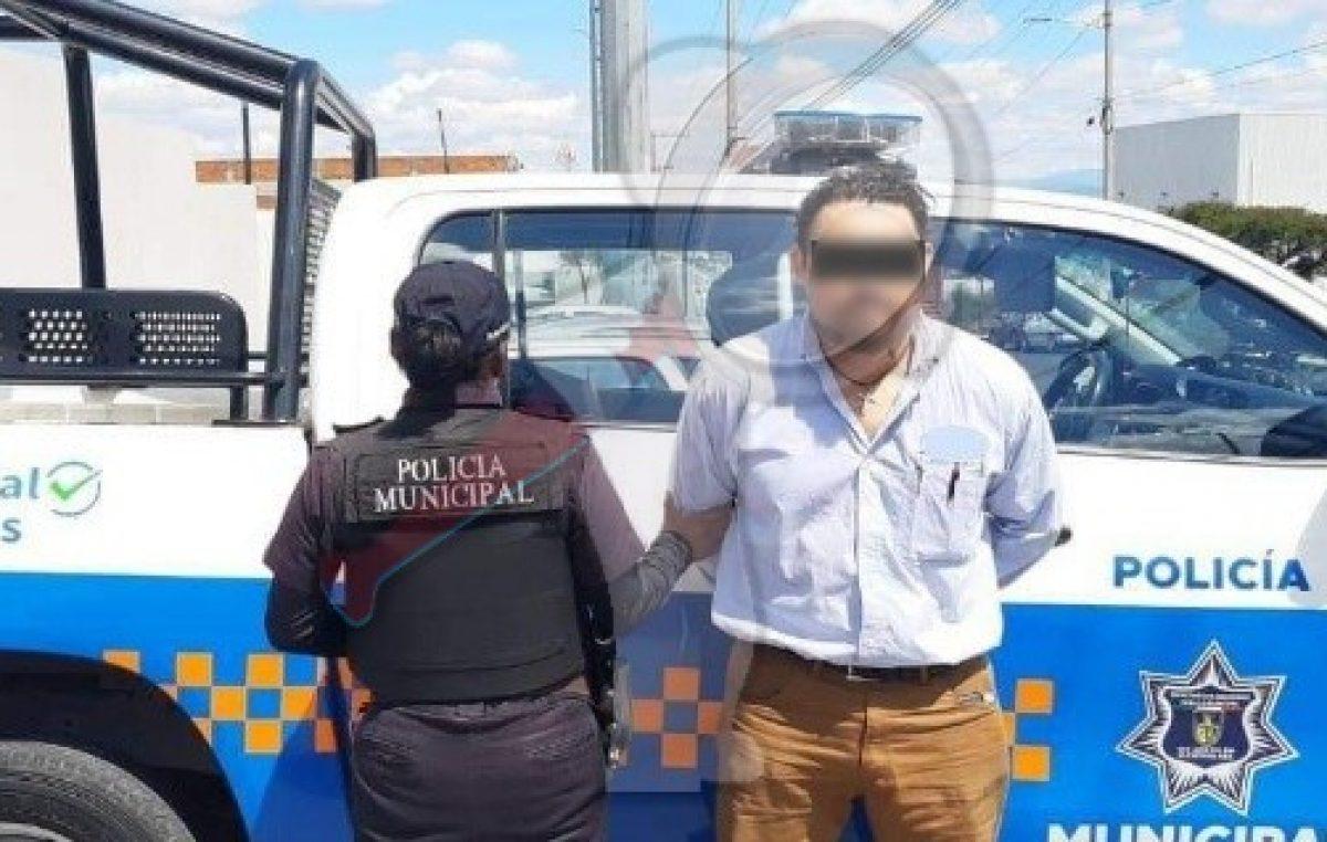 Trabajadores detenidos por supuesto robo de mercancía en SJR