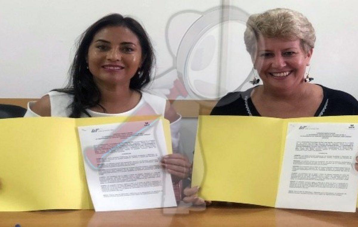Concreta UTSJR alianzas con universidades cubanas