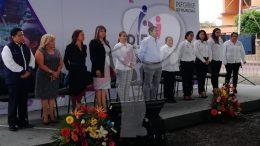 Presenta Araceli Olvera 1er. Informe de Actividades del DIF de Escobedo