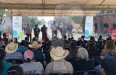 Entregan obra de camino de acceso en Santa Cruz Escandón