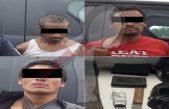 Detenidos cuatro sujetos con machetes y máscaras en El Rodeo, SJR