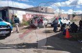 Se electrocuta trabajador en Santa Cruz Nieto