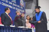 TSJR celebró su quincuagésimo cuarta graduación