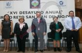Gobierno de Memo Vega entrega donativo a Grupo RETO