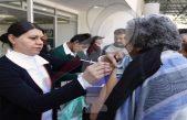 Aplicará IMSS más10 millones de vacunas contra la influenza