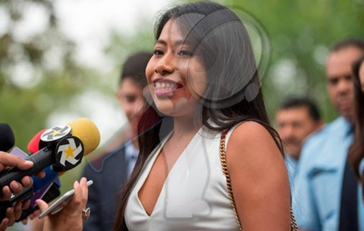 Nombra la UNESCO a Yalitza Aparicio como embajadora