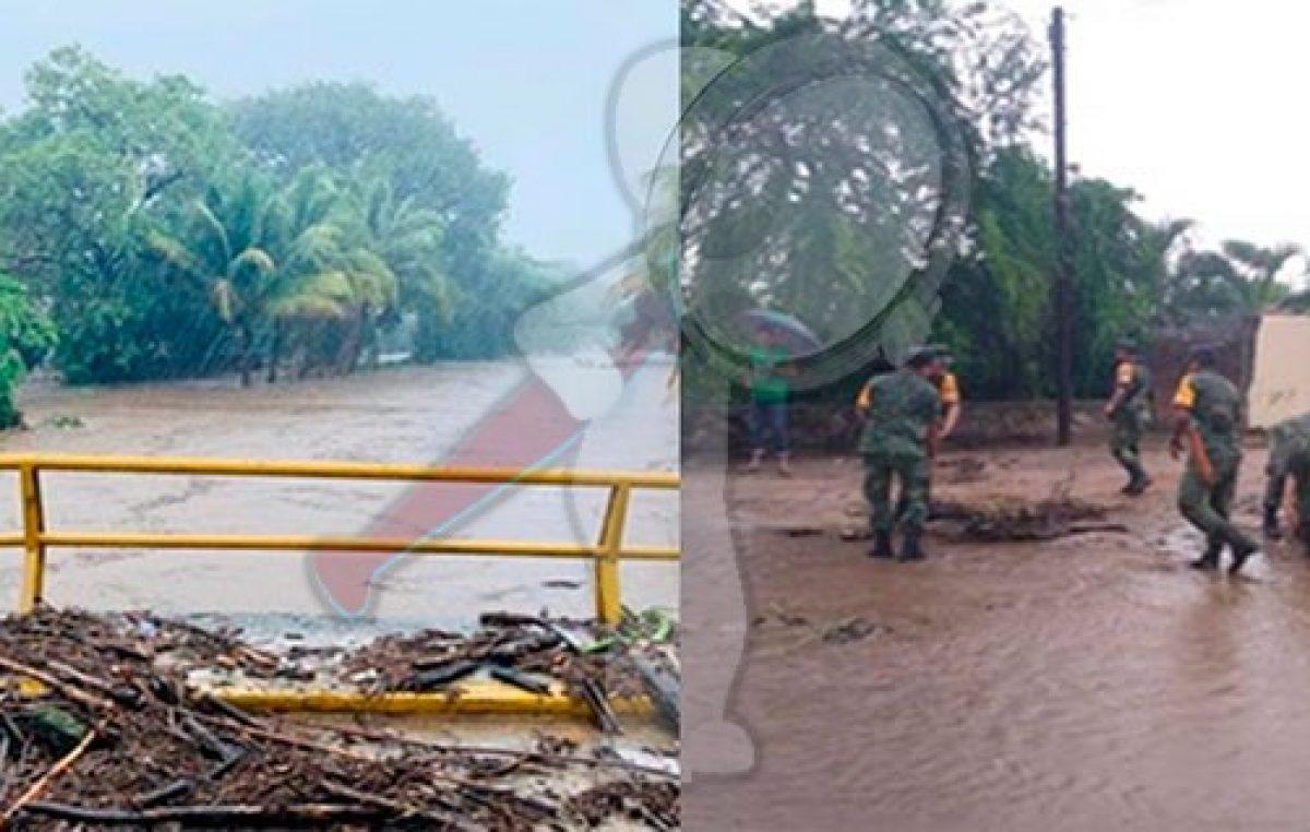 Narda dejó 23 municipios devastados y damnificados sin alimento