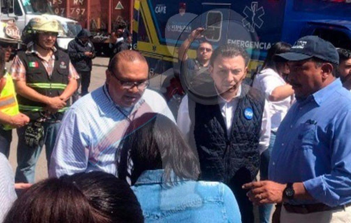 Chófer de 21 años detenido por tragedia en La Valla, ya suman 9 los muertos