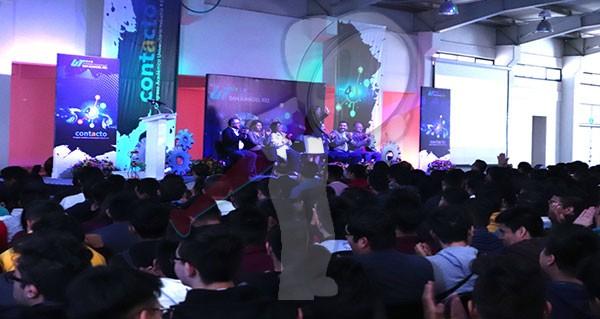 Inicia Congreso Académico Universitario Industrial 4.0 en la UTSJR