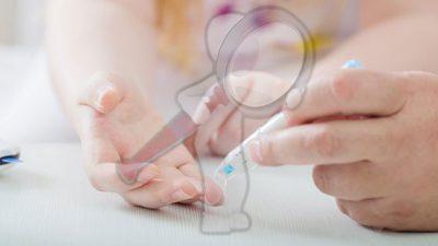 Diabetes infantil, signos de sospecha y tratamiento