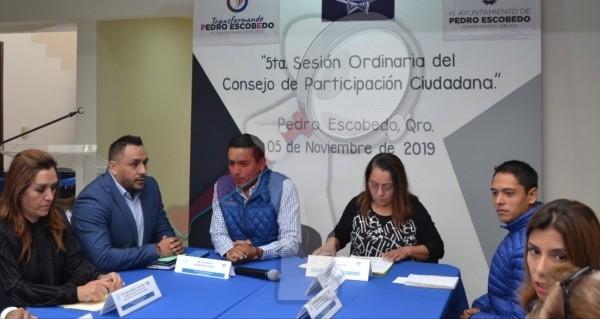A la baja delitos en Pedro Escobedo: SSPyTM