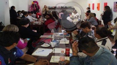 Realiza Comité de Salud taller Intersectorial de Planeación