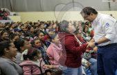 Resalta Memo Vega inversión de 30 mdp anuales en becas escolares