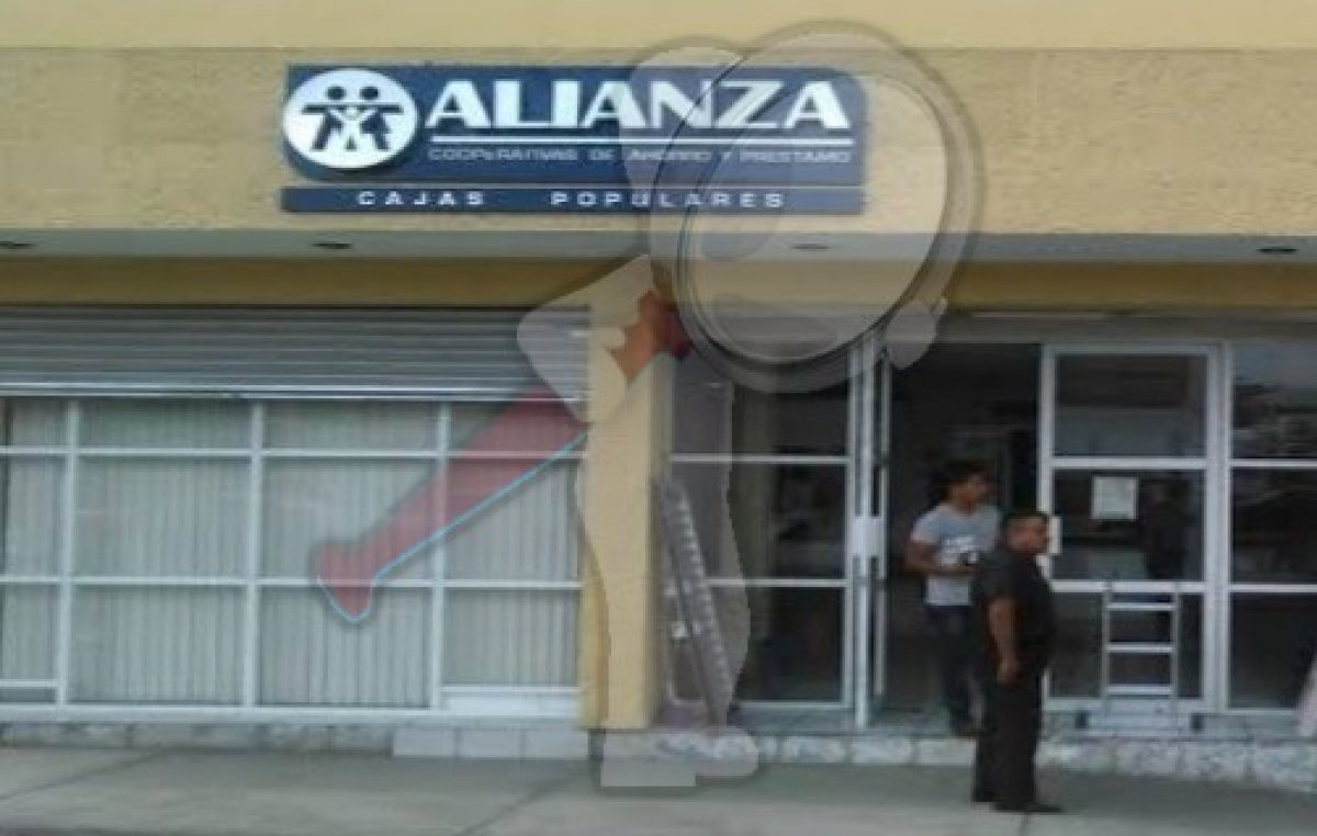 Asaltan empresa de ahorros y préstamos en SJR