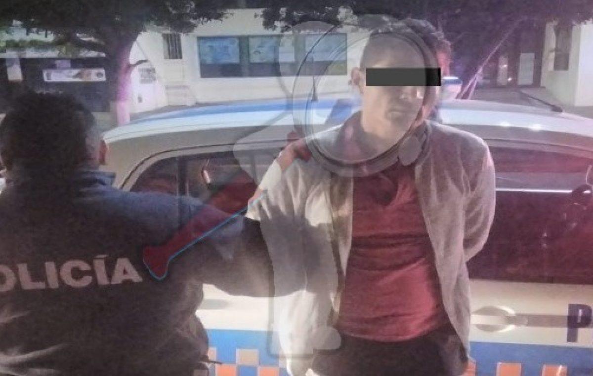 Detienen a sujeto con motocicleta robada en SJR