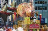 """Celebran con desfile en Nueva York """"Día de Acción de Gracias"""""""