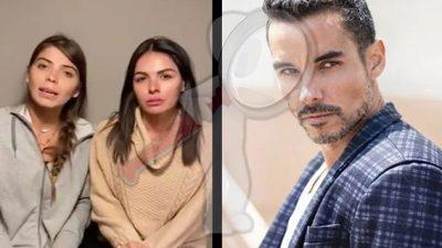 Alejandro Sandí, actor secuestrado en el Nevado de Toluca