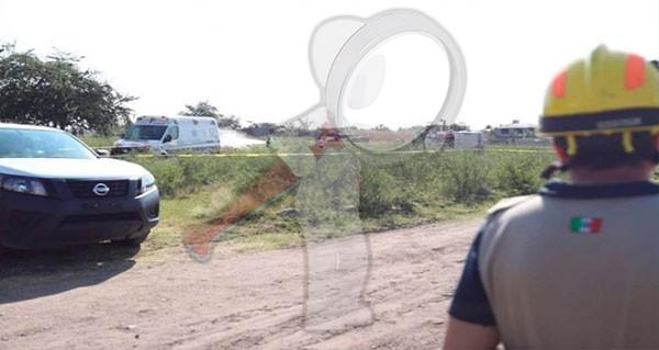 Se desploma avioneta en Morelos, hay dos muertos