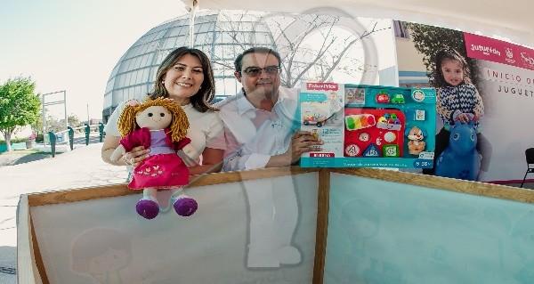 """Arranca DIF Municipal colecta de juguetes """"Juguetón 2020"""""""