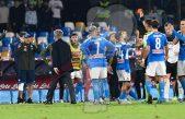 """Sanciona """"Napoli"""" a sus jugadores por malos resultados"""