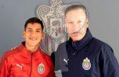 Uriel Antuna nuevo jugador de Chivas