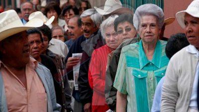 Recibirán 3.5 millones de pensionados aguinaldo sin ISR
