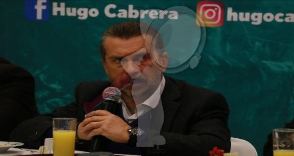 Trabajamos para construir un Querétaro de todos: Hugo Cabrera