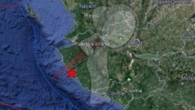 Sacuden a Jalisco dos sismos de 4.8 y 5.2 de magnitud