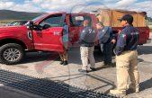 Brindan asesoría y acompañamiento a sanjuanenses de Caravana Migrante